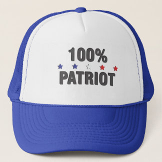 100% Patriot Cap color