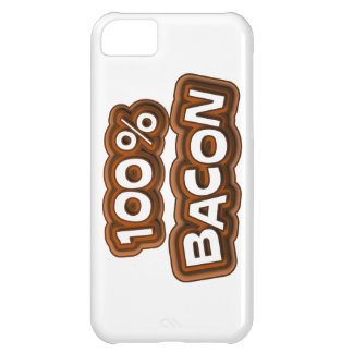 100 Percent Bacon iPhone 5C Case