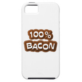 100 Percent Bacon iPhone 5 Covers