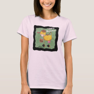 100 Percent Bossy Cow T-Shirt