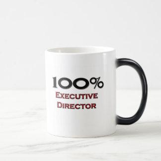 100 Percent Executive Director Magic Mug