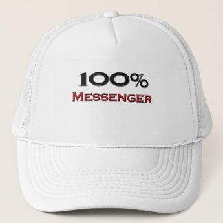100 Percent Messenger Trucker Hat