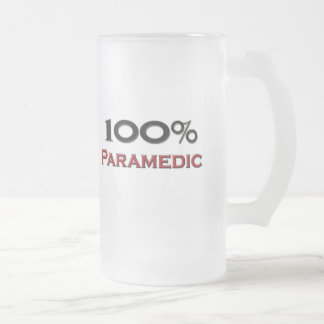 100 Percent Paramedic Coffee Mug