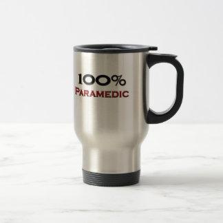 100 Percent Paramedic Mugs