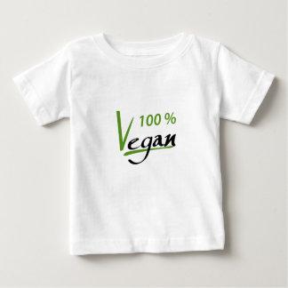 100 Percent Vegan Baby T-Shirt