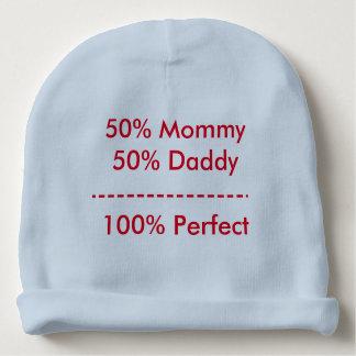 100% perfect baby beanie