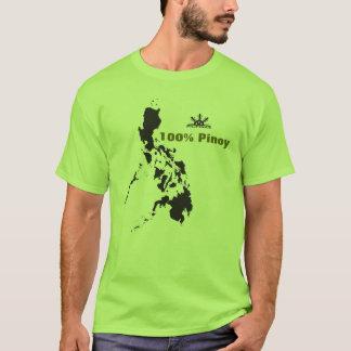 100% Pinoy T-Shirt