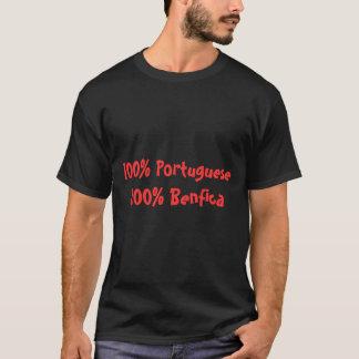 100% Portuguese200% Benfica T-Shirt