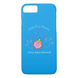 100% Pure Princess - Little Miss Princess iPhone 8/7 Case