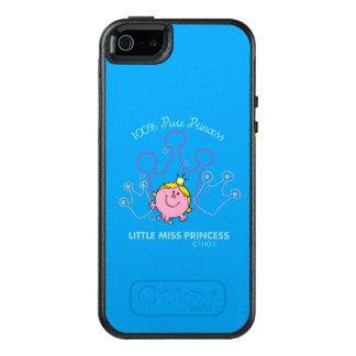 100% Pure Princess - Little Miss Princess OtterBox iPhone 5/5s/SE Case