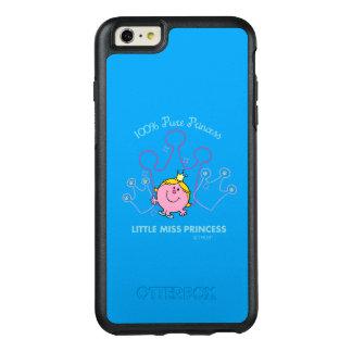 100% Pure Princess - Little Miss Princess OtterBox iPhone 6/6s Plus Case