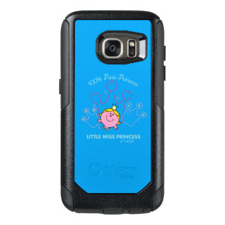 100% Pure Princess - Little Miss Princess OtterBox Samsung Galaxy S7 Case