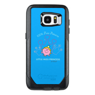 100% Pure Princess - Little Miss Princess OtterBox Samsung Galaxy S7 Edge Case