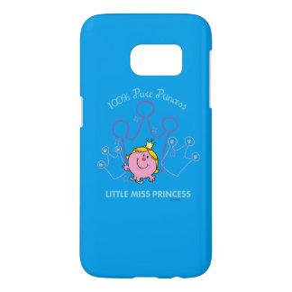 100% Pure Princess - Little Miss Princess Samsung Galaxy S7 Case