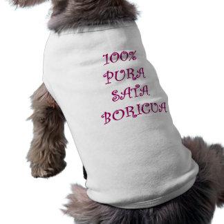 100% Sata1 Dog Clothes