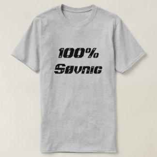 100% Søvnig | 100% Sleepy T-Shirt
