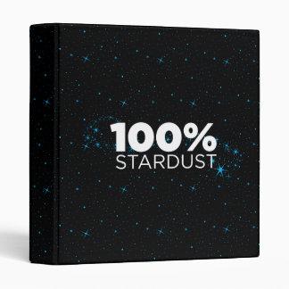 100% Stardust Binder