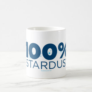 100% Stardust Coffee Mug