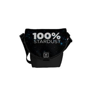 100% Stardust Commuter Bags