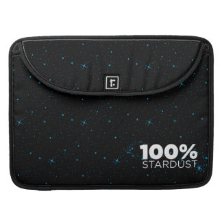 100% Stardust Sleeve For MacBooks