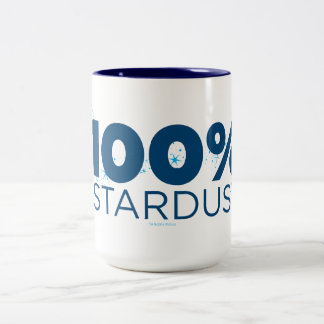 100% Stardust Two-Tone Coffee Mug