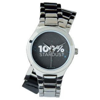100% Stardust Wrist Watches