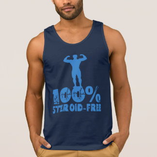 100% Steroid-Free