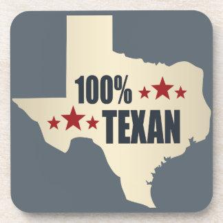 100% Texan Drink Coaster