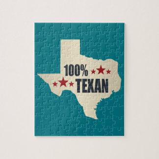 100% Texan Puzzles