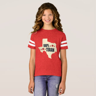 100% Texan T-Shirt