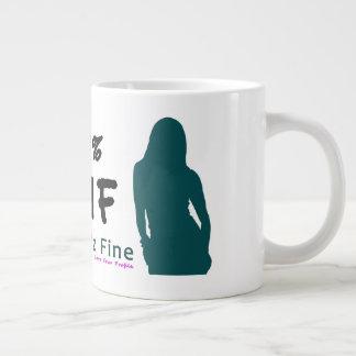 100% TGIF (20oz Jumbo) Mug