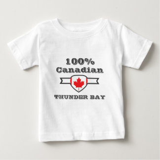 100% Thunder Bay Baby T-Shirt