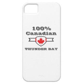 100% Thunder Bay iPhone 5 Case