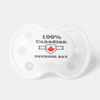 100% Thunder Bay Pacifier