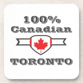 100% Toronto Coaster