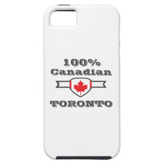 100% Toronto iPhone 5 Covers