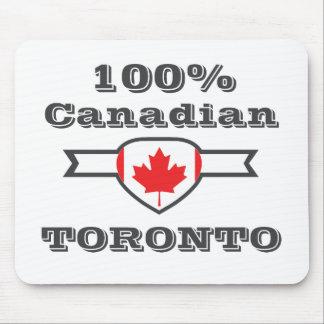 100% Toronto Mouse Pad
