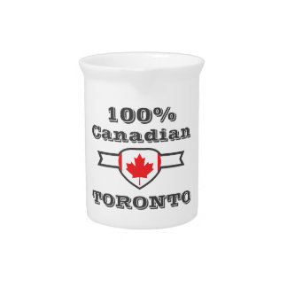 100% Toronto Pitcher