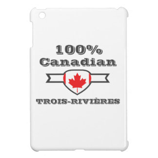 100% Trois-Rivières Case For The iPad Mini