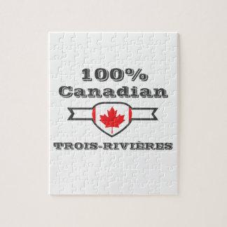 100% Trois-Rivières Jigsaw Puzzle