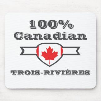 100% Trois-Rivières Mouse Pad