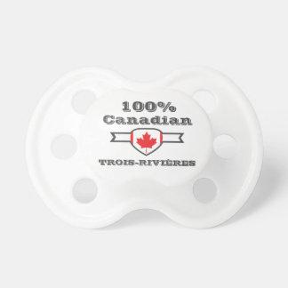 100% Trois-Rivières Pacifier