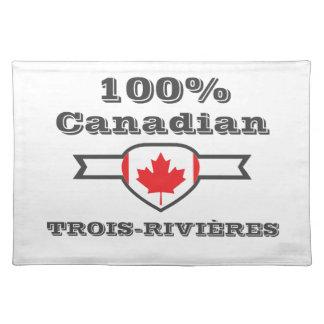 100% Trois-Rivières Placemat