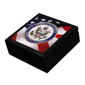 [100] U.S. Defense Attaché System (DAS) Emblem [3D Gift Box