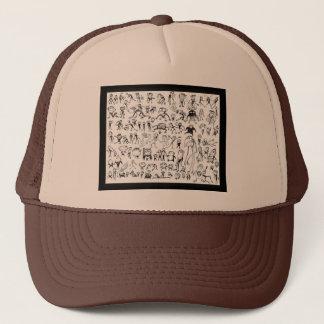 100 Ugly Monkeys (Hat) Trucker Hat