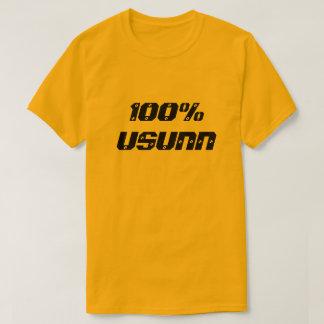 100% Usunn| 100% Unhealthy T-Shirt