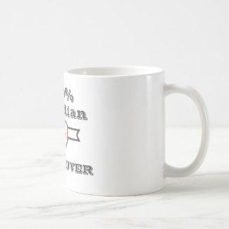 100% Vancouver Coffee Mug