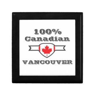 100% Vancouver Gift Box