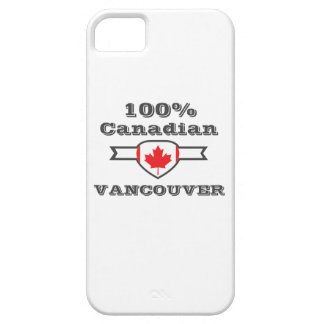 100% Vancouver iPhone 5 Covers