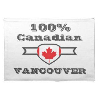 100% Vancouver Placemat